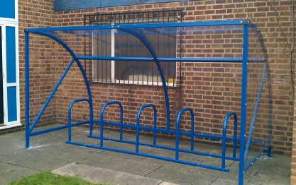 cycle shelter schools